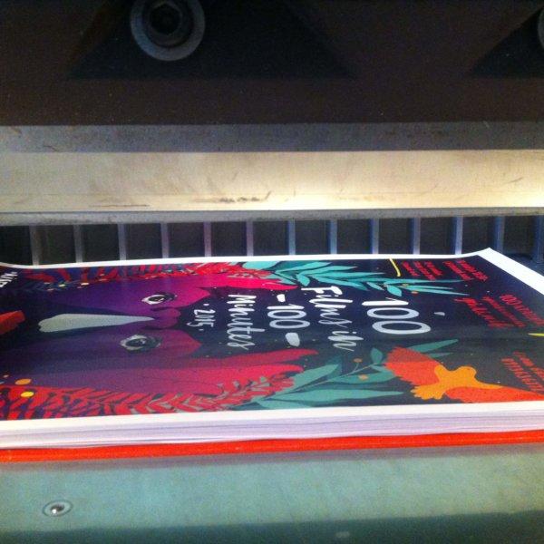 лазерная полноцветная печать